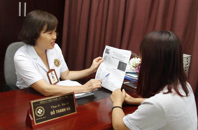 Thai phụ không nên quá lo lắng khi mắc bệnh vì sẽ ảnh hưởng đến sức khỏe của cả mẹ và bé