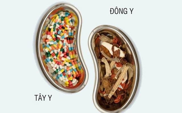 Bác sĩ Hà thường kết hợp thêm thuốc Tây y để dùng cho bệnh nhân ở giai đoạn cấp tính
