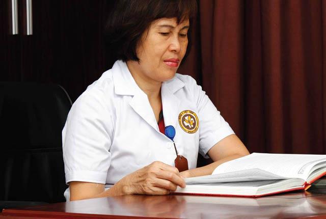Là một bác sĩ tôi thực sự cảm thấy tiếc cho bác sĩ Hoàng Công Lương