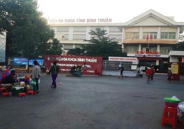 Mới đây tại Bệnh viện Đa khoa tỉnh Bình Thuận đã xảy ra một vụ bạo hành bác sĩ