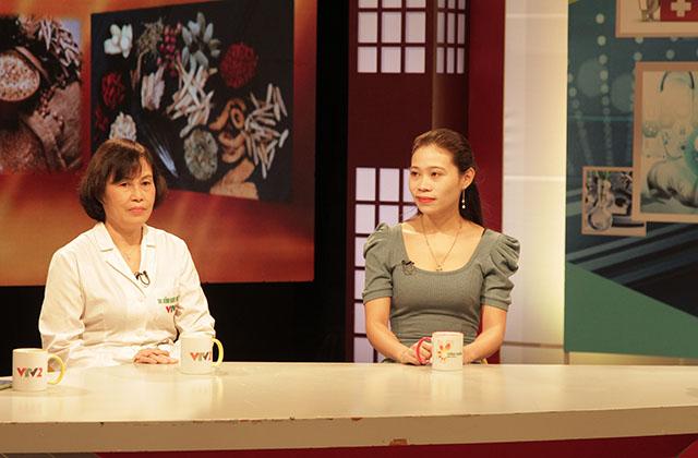 Tại chương trình, tôi cũng có cơ hội được tiếp xúc với khách mời, lắng nghe những vấn đề của khán giả