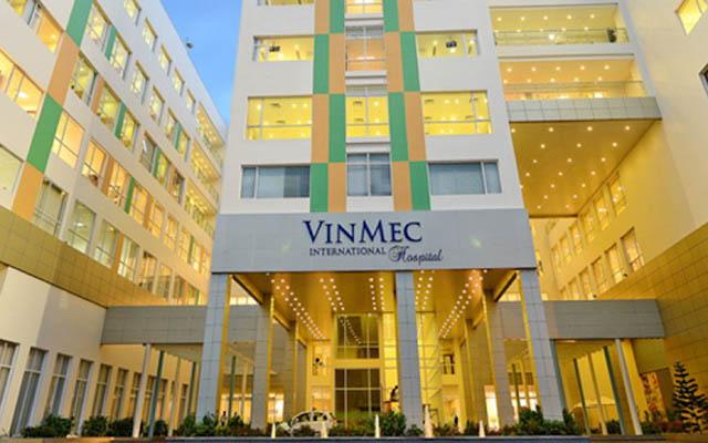Bệnh viện có cơ sở vật chất hiện đại, vận hành theo tiêu chuẩn quốc tế