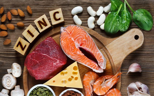 Các cặp vợ chồng nên ăn thực phẩm giàu kẽm để cải thiện sức khỏe sinh sản