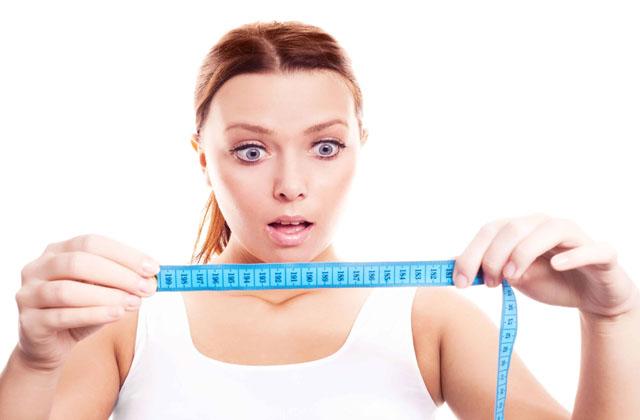 Chị em tăng cân bất thường nhất là vùng eo
