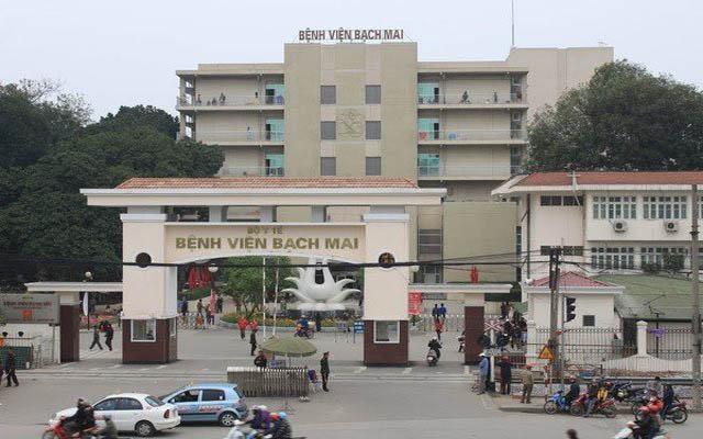 Khoa Phụ sản - Bệnh viện Bạch Mai sở hữu đội ngũ y bác sĩ chất lượng