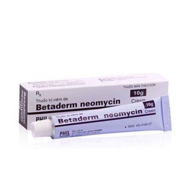 Thuốc bôi Neomycin dùng để chữa viêm âm đạo