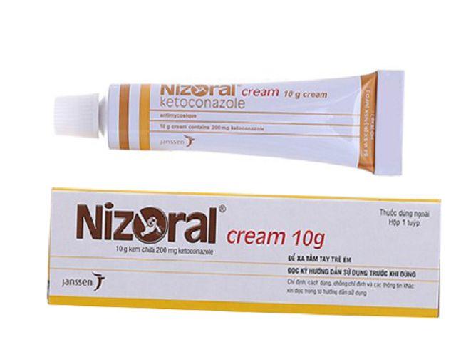 Thuốc bôi ngoài da Nizoral
