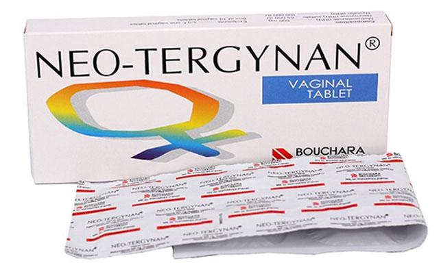 Thuốc đặt Neo-Tergynan giúp tiêu diệt vi khuẩn trong âm đạo hiệu quả