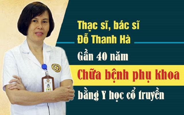Bác sĩ Đỗ Thanh Hà