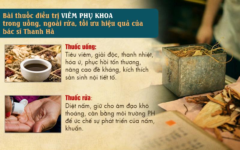 Bài thuốc tác động kép đã giúp bạn Trang thoát khỏi viêm âm đạo, cải thiện sức khỏe sinh dục
